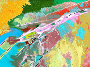 Cris Orfescu, Infinity - Dust Particles